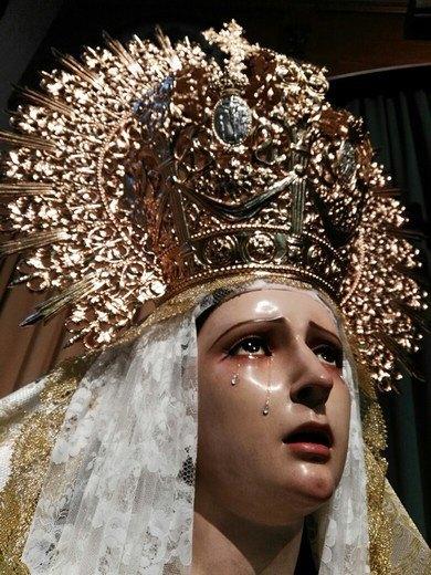 Besamanos María Santísima del Amor y Soledad