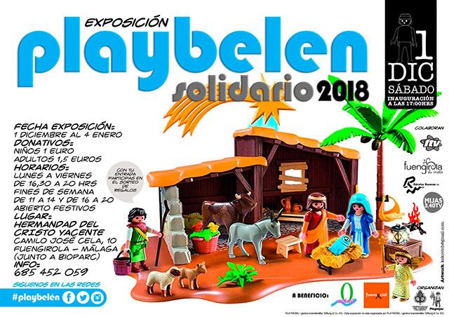 PlayBelén 2018: tradición y solidaridad