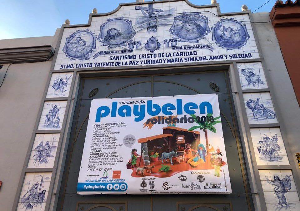 Inaguración PlayBelén 2018