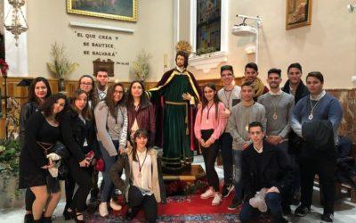 «I Encuentro de Jóvenes Cofrades»